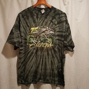 Sturgis 2015 Black Hills Rally Tie Dye Shirt